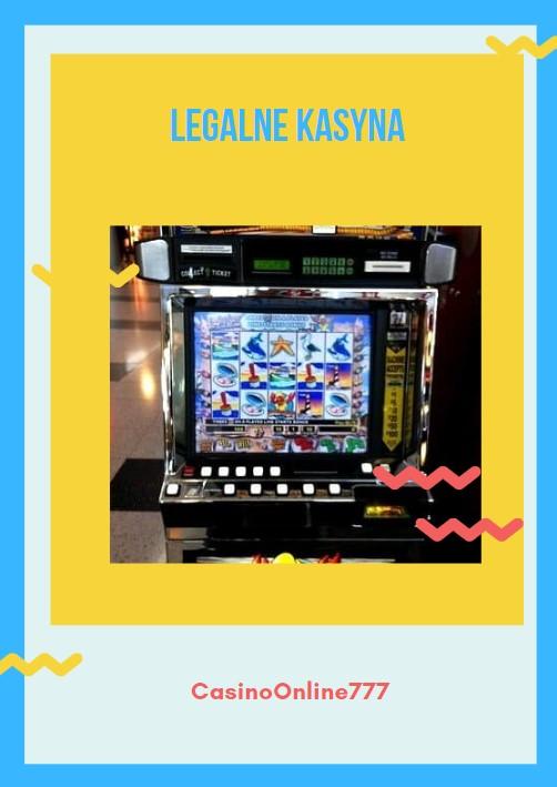 Legalne kasyna