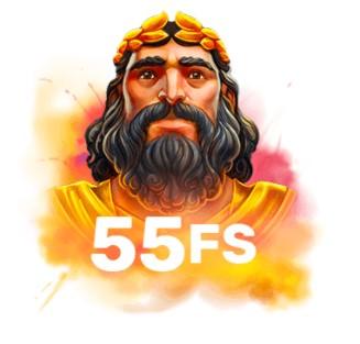 55 darmowych spinow w golden touch