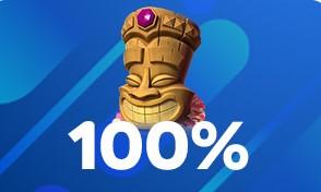 Slottica bonus 100%